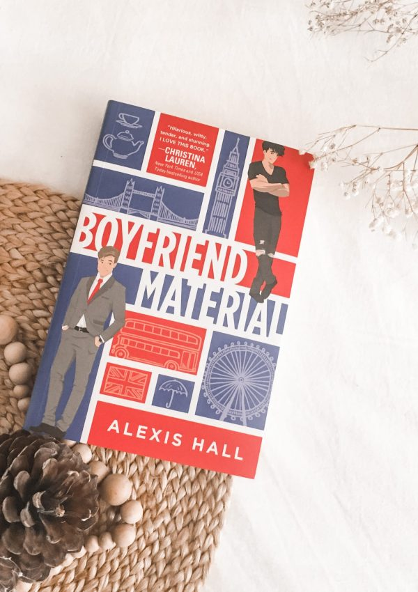 Boyfriend Material by Alexis Hall / adorably British