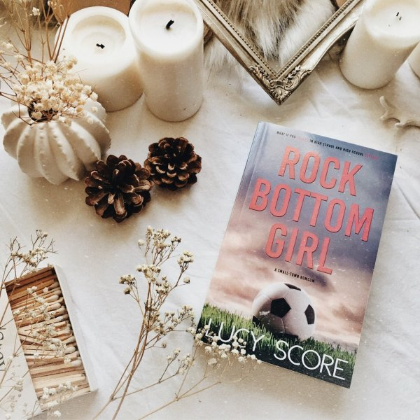 Rock Bottom Girl by Lucy Score