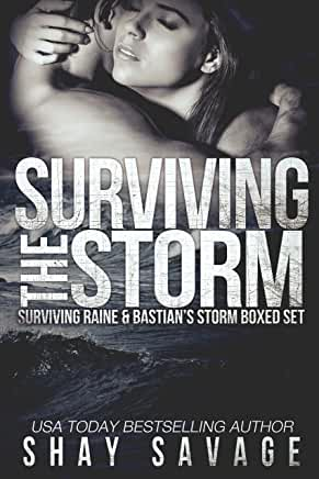 Surviving Raine by Shay Savage