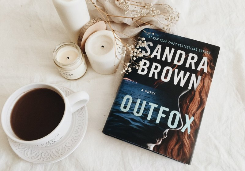 Outfox by Sandra Brown