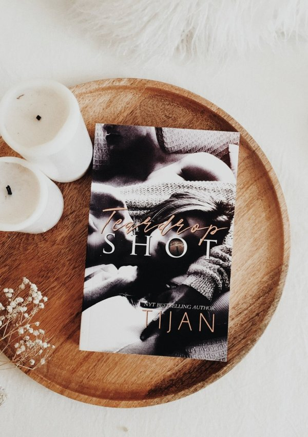 Teardrop Shot by Tijan / an incredibly sports romance with depth