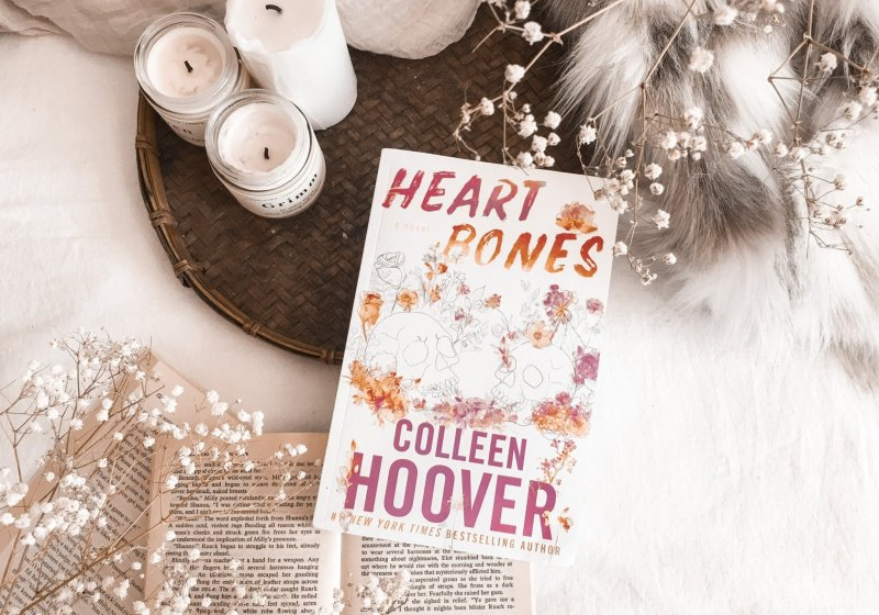 Heart Bones by Colleen Hoover