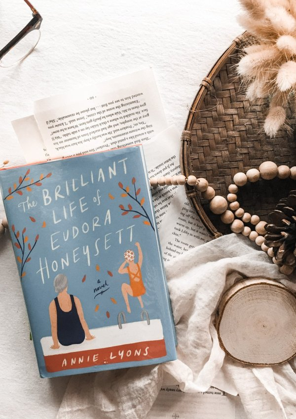 BOOK REVIEW: The Brilliant Life of Eudora Honeysett by Annie Lyons