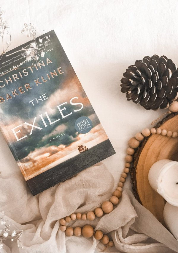 BOOK REVIEW: The Exiles by Christina Baker Kline / emotional and heartbreaking