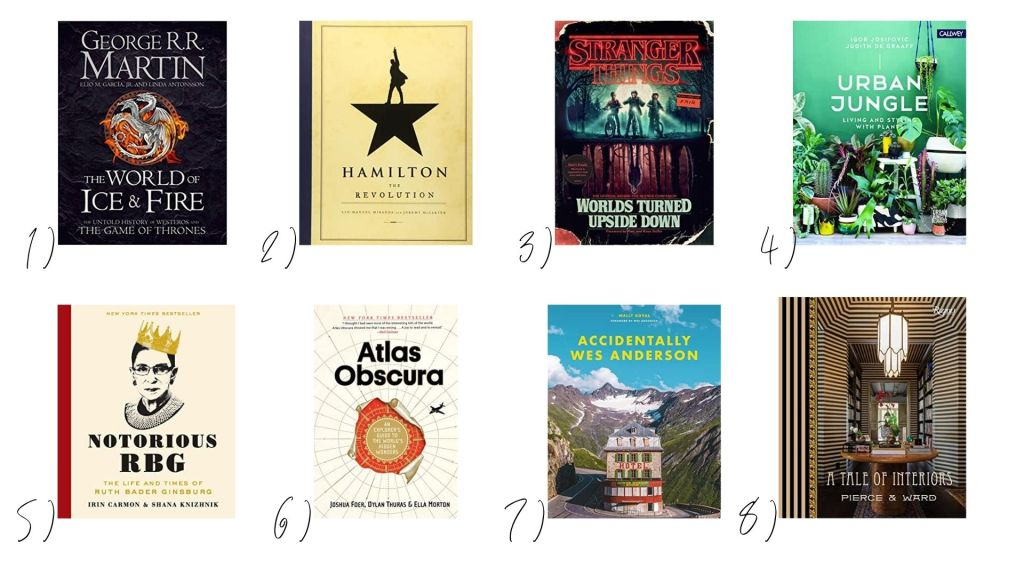 BOOKS TO GIFT FOR CHRISTMAS / HOLIDAY GIFT GUIDE 2020