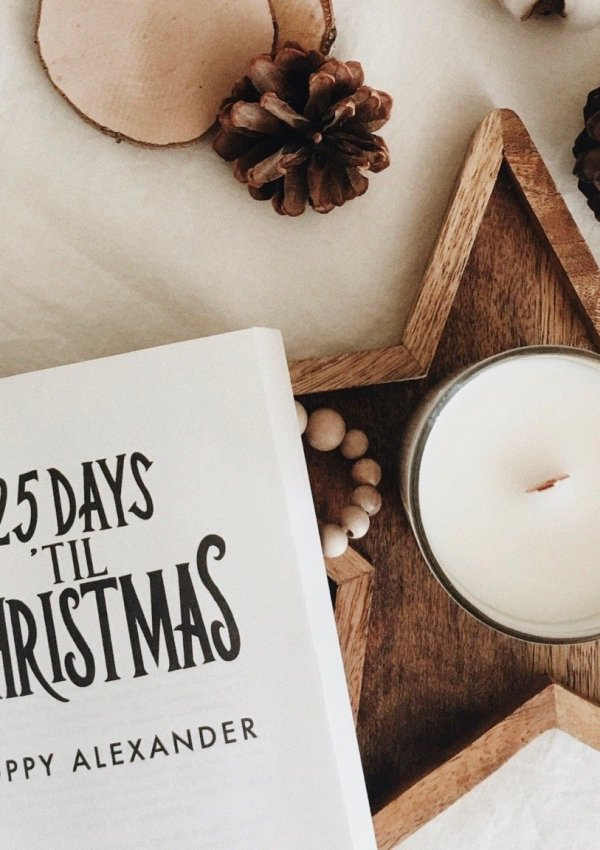 25 Days 'Til Christmas by Poppy Alexander | AUDIO REVIEW