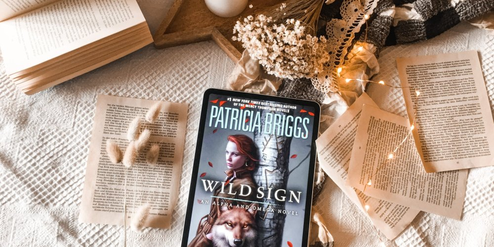 Wild Sign by Patricia Briggs | REVIEW |(Alpha & Omega, #6)