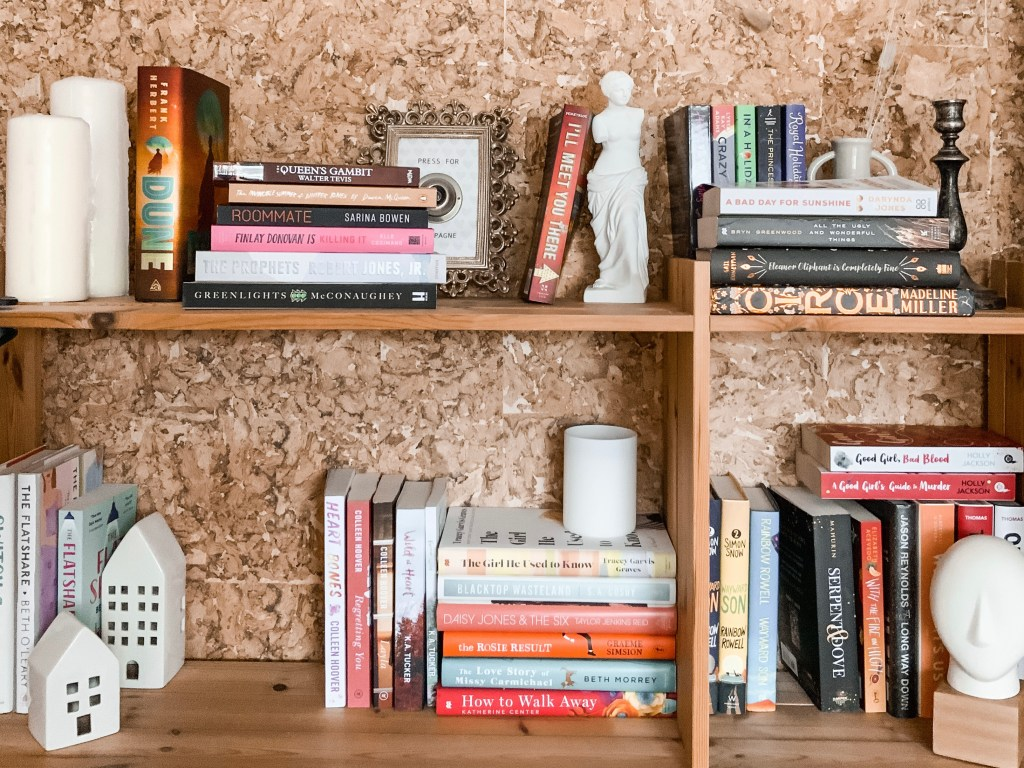 FEBRUARY GOALS: MY BOOKISH TO DO LIST