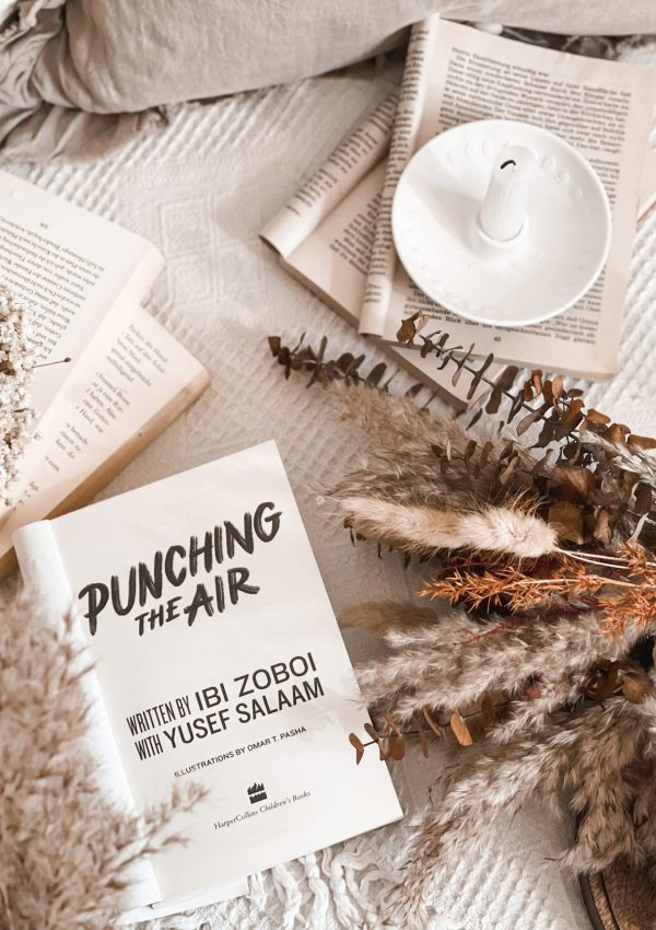 Punching the Air by Ibi Zoboi    YA AUDIOBOOK REVIEW