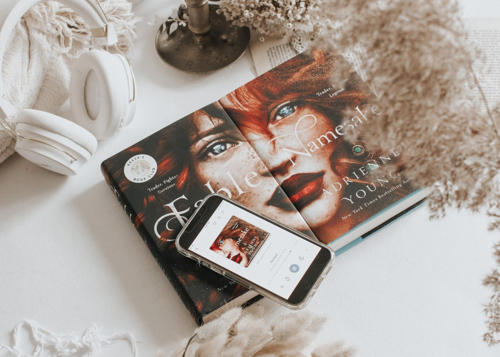 Fable & Namesake by Adrienne Young | AUDIOBOOK REVIEW
