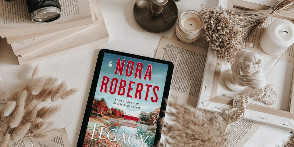 Legacy by Nora Roberts | AUDIOBOOK REVIEW