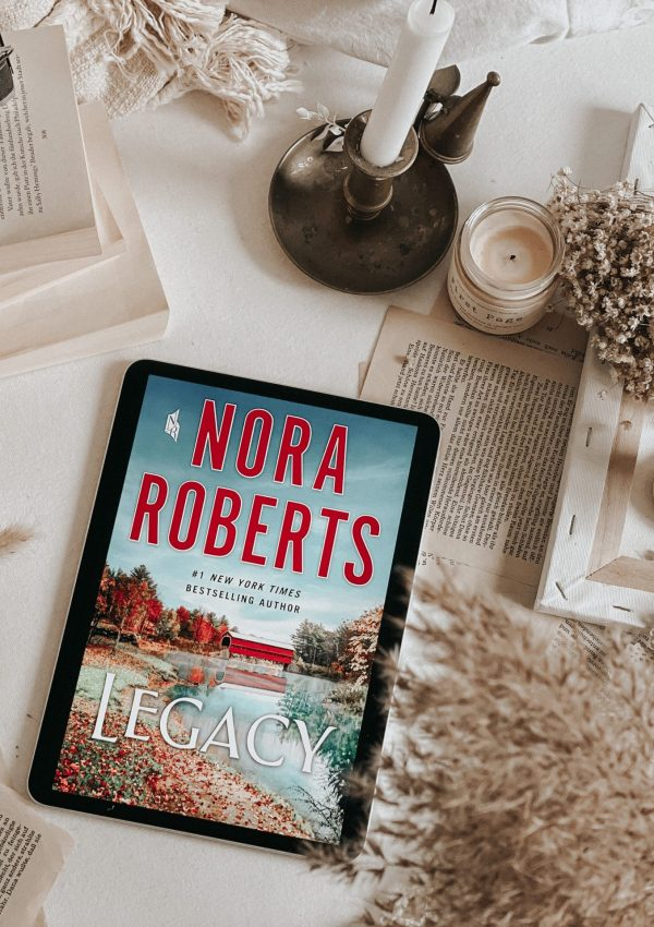 Legacy by Nora Roberts | BOOK REVIEW
