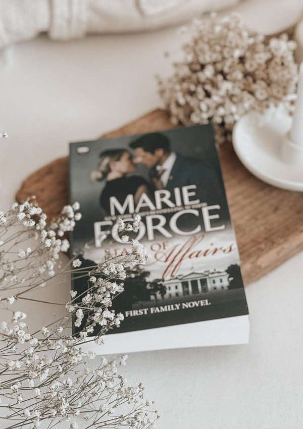 State of Affairs by Marie Force | BOOK REVIEW | First Family #1