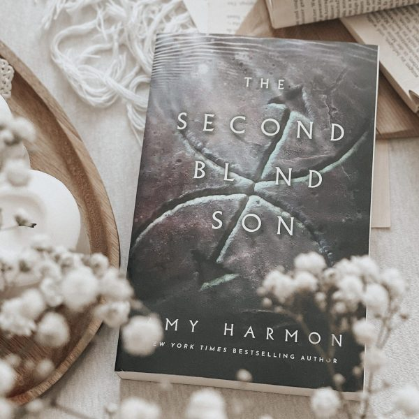 The Second Blind Son by Amy Harmon   BOOK REVIEW   The Chronicles of Saylok