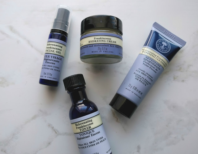 Product Obsession: Neal's Yard Remedies – Frankincense Age-Defying Skincare Kit Review