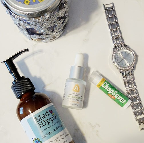 Keeping Skin & Lips Hydrated & Pampered This Winter With Avitalin, Mad Hippie & ChopSaver!