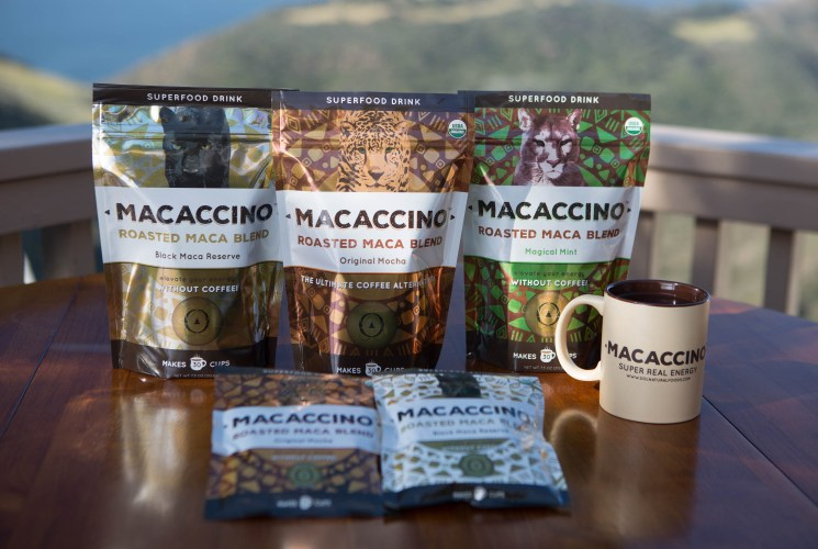 Looking For A Healthy Coffee Substitute? Try Macaccino!