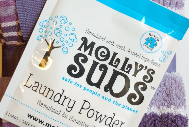 Molly's Suds – An Eco-Friendly Alternative to Conventional Laundry Detergent