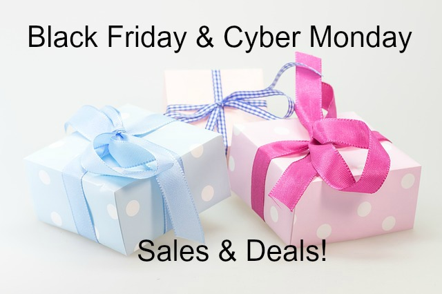 Black Friday & Cyber Monday Green Beauty Sales!