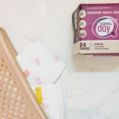 Review: Genial Day Feminine Products