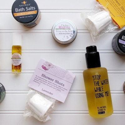 Eco-Beauty Diaries: Products I Am Loving Lately Part 2 {Bath & Body}