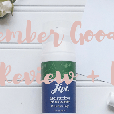 December Goodbeing Box Review