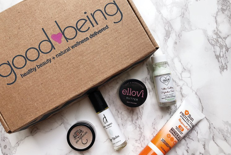 July Goodbeing Box Review