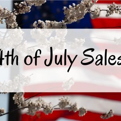 4th of July Sales Going on This Weekend!