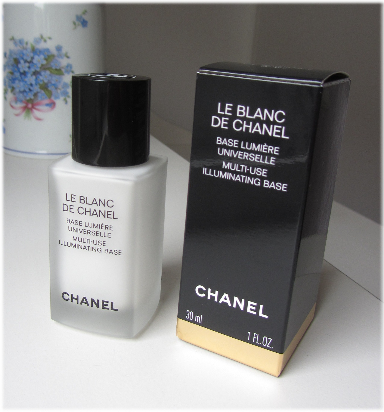 Favourite Primers Part 2 Chanel Le Blanc De The Brush Stash Makeup Base