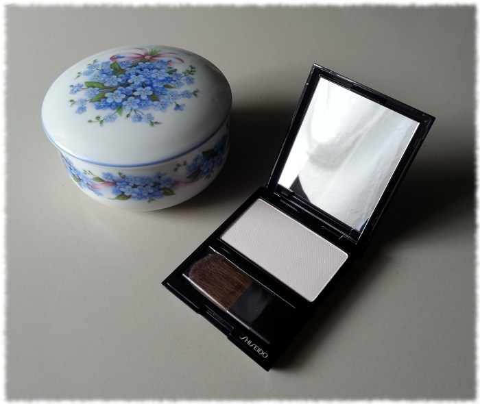 Shiseido high beam white 1