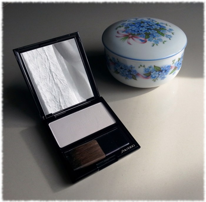 Shiseido high beam white 2