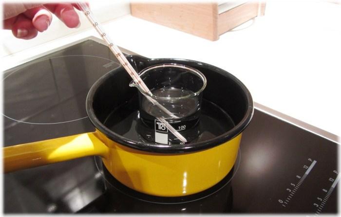 DIY tonic heating