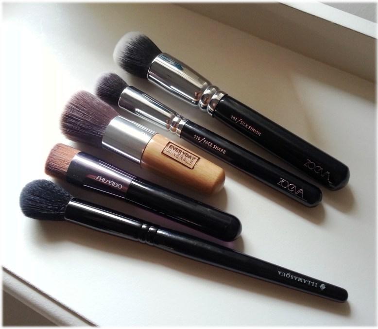 Best liquid foundation brushes 6