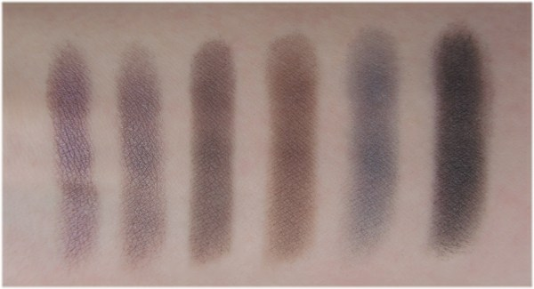 Rouge Bunny Rouge eyeshadow swatches 4