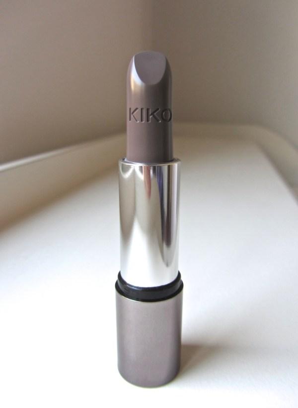 Kiko Lipstick 524 Taupe 2