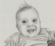 Baby Girl Portrait