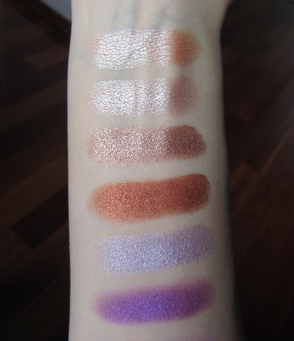 Makeup Geek Foiled Eyeshadows 11
