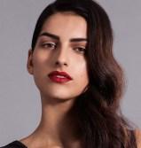Bold Lips Beauty Look Photoshoot