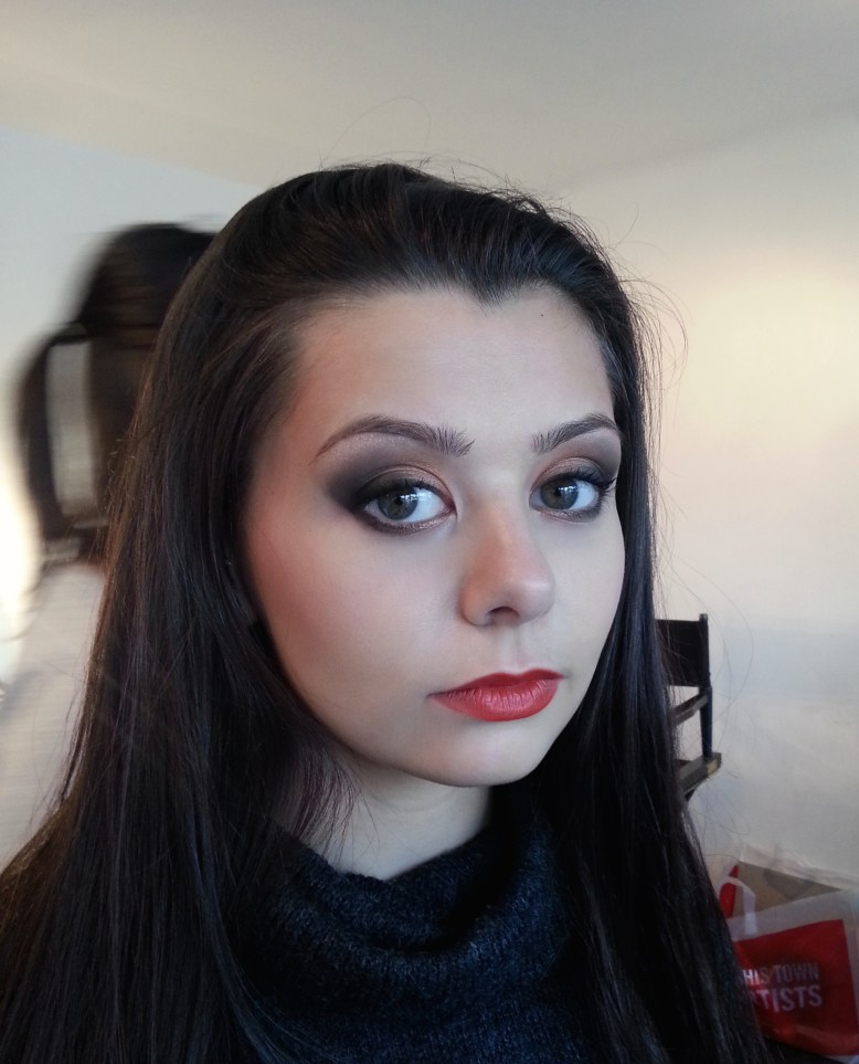 AOFM Tom Ford Inspired Look 1
