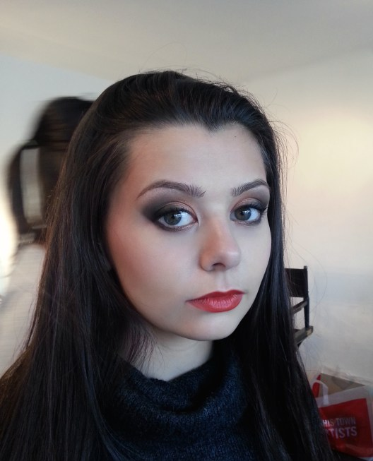 Tom Ford Beauty Inspired Look