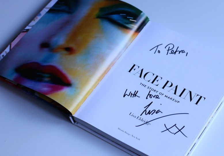 Lisa Eldridge Face Paint Signed 3
