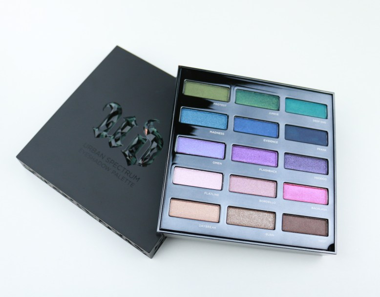 Urban Decay Urban Spectrum Palette