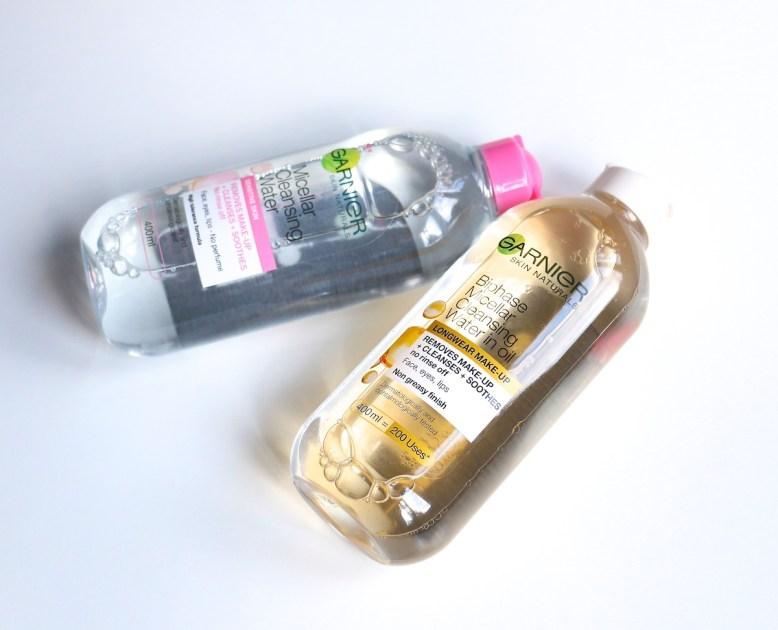 Garnier Biphase Micellar Cleansing Water 1