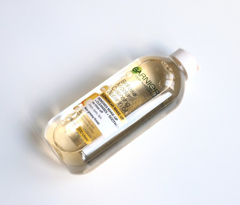 Garnier Biphase Micellar Cleansing Water 2