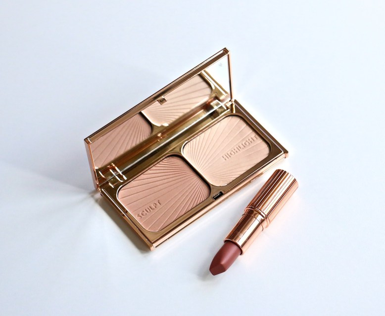 Charlotte Tilbury Bronze And Glow & Matte Revolution Very Victoria