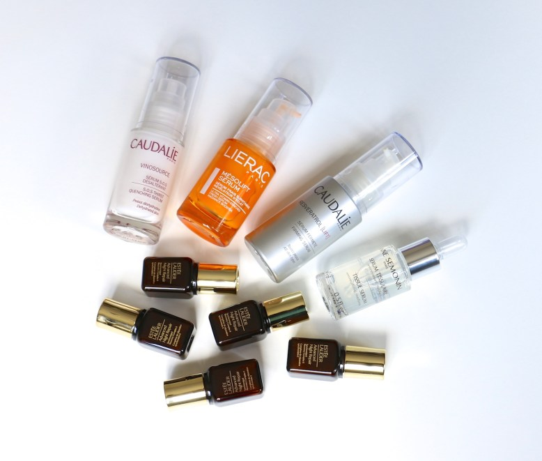 Favourite Face Serums