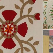 [LECTURE] Piecing Together the Past: the Histories and Mysteries of Quilting