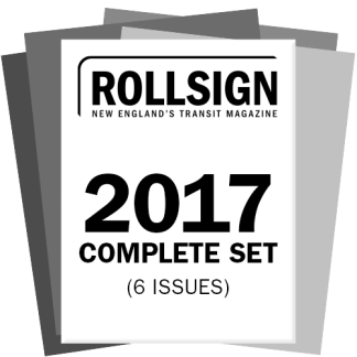 RollSign Magazine 2017 Complete Set