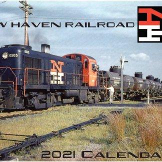 2021 New Haven Calendar