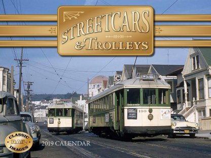 Streetcars & Trolleys Calendar
